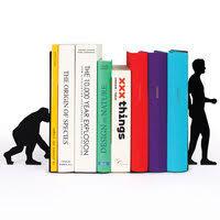 «Ограничитель для <b>книг</b> Evolution черный DYBOOKEBK ...