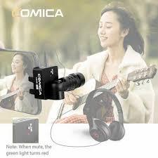 <b>COMICA CVM-VS09 TC Cardioid</b> Smartphone TYPE-C jack ...