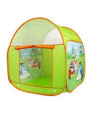 Робокар Поли. <b>Игровая палатка</b>, в чехле. <b>РОСМЭН</b> 11880520 в ...