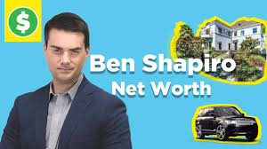 How Much is Ben Shapiro Worth | Net Worth, Cars, House, Salary ...