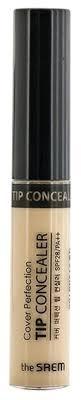 The Saem <b>Консилер Cover</b> Perfection Tip <b>Concealer</b> — купить и ...