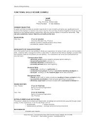 skills resume template com skills resume template and get inspiration to create a good resume 17