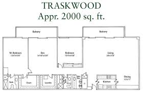 Deupree House Virtual Tours Floor Plans   Retirement Homes CincinnatiAppr  sq  ft  Deupree House