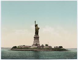statue of liberty from by unknown public
