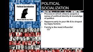 political socialization political socialization