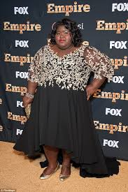 Empire's Gabourey Sidibe hits back at 'haters' who fat-shamed her ... via Relatably.com