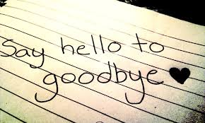 Image result for goodbye image