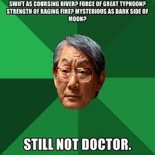 High Expectations Asian Father Memes ● Create Meme via Relatably.com