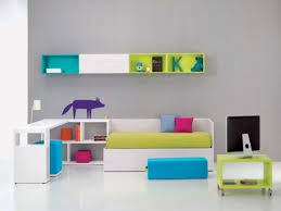 exquisite kids room bedroom with white single bed connected by pleasant interior ideas design wooden frame awesome modern kids desks 2 unique kids
