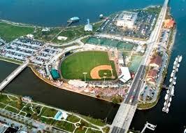 Jackie Robinson Ballpark and Statue (Daytona Beach) - 2019 All ...