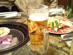 「ビールと焼肉 画像」の画像検索結果