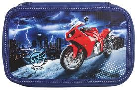 <b>Юнландия Пенал Мотоцикл</b> (228262) — купить по выгодной цене ...