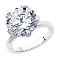<b>Серебряные кольца</b> ᐉ купить в каталоге <b>SOKOLOV</b> • Выгодные ...