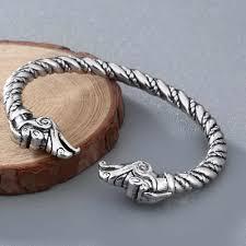CHENGXUN Viking Dragon Bracelets Norse Jewelry Accessories ...