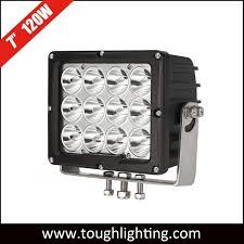 High Power 12V-60V <b>7inch 120W</b> CREE <b>LED</b> Heavy Duty <b>Work</b> ...