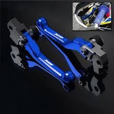 Motorcycle <b>Dirt Bike Brake Clutch</b> Levers For YAMAHA WR250 ...