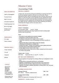 accounting clerk resume sample example job description accountant wages payroll career history internal auditors job description