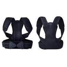 Kids Teens Posture <b>Corrector</b> Upper <b>Back Brace Breathable</b> ...