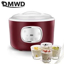 DMWD 1L Smart <b>Automatic</b> Electric Yogurt Maker Natto Rice <b>Wine</b> ...