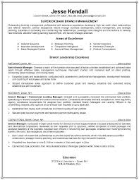 Sample Resume For Banking Operations Manager  Mortgage Banking     Technical Job Search