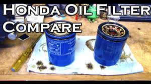 <b>Honda Oil Filter</b> Comparison: 15400-PLM-A01 and 15400-PLM-A02 ...