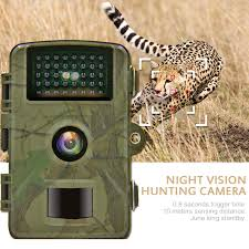Hunting Trail <b>Camera DL001</b> 940NM Video <b>Cameras</b> Photo Trap ...