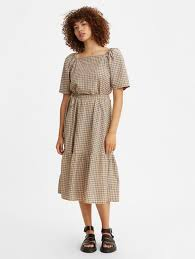 Buy <b>Levi's</b>® Women's <b>Bailey Dress</b> | <b>Levi's</b>® Official Online Store SG