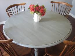 allen brittany dining table room