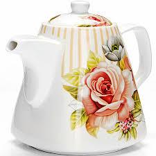 Каталог <b>Чайник заварочный 1.1</b>л <b>Loraine</b> Цветы 26547 от ...