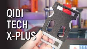 3D Print Carbon Fiber Nylon from Factory (<b>QIDI TECH X</b>-<b>Plus</b> ...