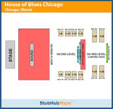 House Of Blues Floor Plan   VAlineview original image