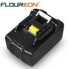 Для <b>Makita BL1830</b> 18V 3000mAh перезаряжаемая батарея ...