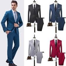2019 <b>Male</b> Wedding Dress Custom Made Groom Tuxedos <b>Men's</b> ...