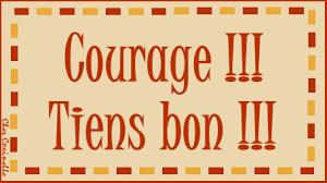 """Résultat de recherche d'images pour """"bon courage"""""""