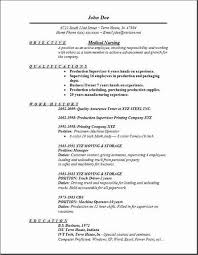 medical nursing resume  occupational examples  samples free edit    medical nursing resume  occupational examples  samples free edit   word
