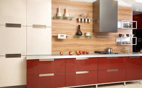 kitchen cabints glass wall