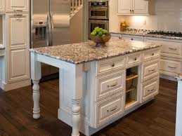 countertops popular options today: granite is inexpensive why not use it everywhere