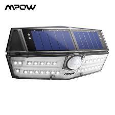 Mpow CD137 <b>30 LED</b> Garden <b>Solar Lights</b> Ipx7 Waterproof <b>Solar</b> ...