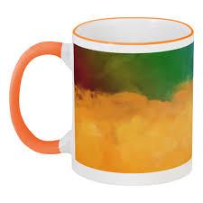 Кружка с цветной ручкой и ободком <b>Rainbow</b> Dash. #106596 в ...