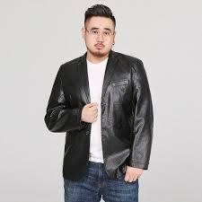 <b>2019 New Genuine Leather</b> Jacket Men Formal Spring Autumn ...