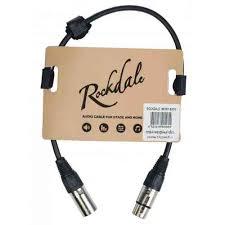 <b>Кабель XLR</b>-<b>XLR Rockdale</b> MC001-<b>50CM</b> купить в интернет ...