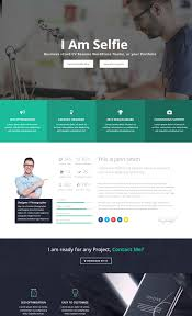 top resume website templates in wordpress selfie personal vcard cv portfolio wp theme