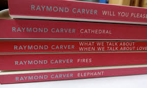 book word raymond carver vintage