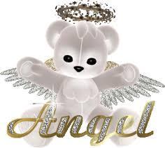 Image result for glitter angel graphics