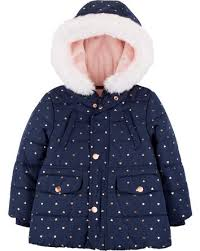 <b>Baby Girl</b> Jackets & Outerwear | Carter's | Free Shipping