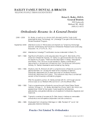 dentist resume examples dentist resume objective  resume ideas    resume template