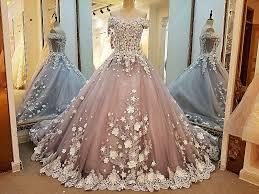 LS00043 <b>Robe De Soiree Sweetheart</b> 3D flowers Long Prom Dress ...