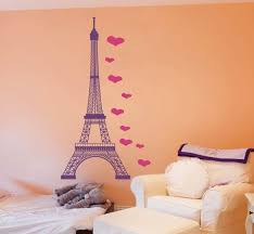 wall sticker french decoration room everything starts with a dream living bedroom accessories home decor