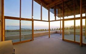 large sliding patio doors: