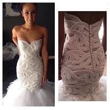 <b>Luxury Heavy Beads</b> Pearls <b>Mermaid</b> Wedding Dresses Dubai ...